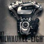 ハーレーの新しいエンジンミルウォーキーエイトなら100馬力簡単に狙えます!!