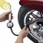 ハーレーのタイヤの空気圧って点検していますか?